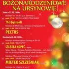 Koncerty Bożonarodzeniowe na Ursynowie
